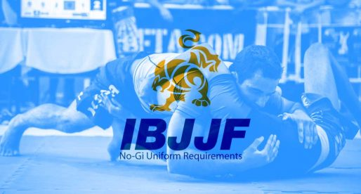 IBJJF No-Gi Uniform Requirements