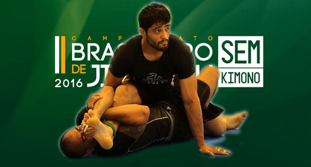 Brazilian No-Gi Nationals 2016 Results: Dimitrius Souza Reigns Supreme!
