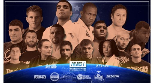 Polaris Jiu Jitsu Invitational 4 Full Line-up