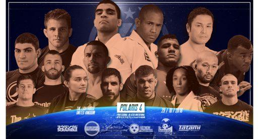 Polaris Jiu Jitsu Invitational 4 Full Line-up