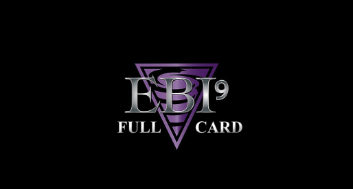 EBI 9 Light-Heavyweights (205lbs) Full Card