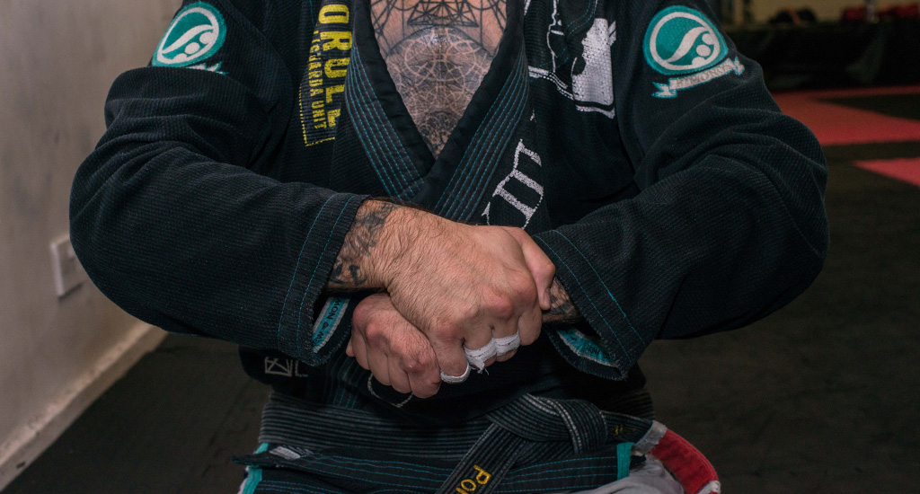 Most Common Hand Grips in Jiu Jitsu