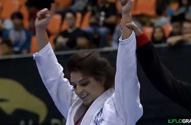 Tokyo Grand Slam Results: Mackenzie Dern Returns Victorious to Jiu Jitsu