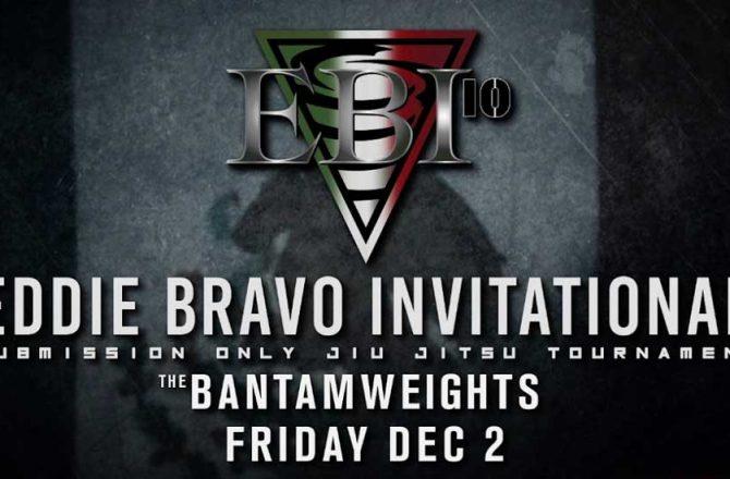 EBI 10 The Bantamweights Full Card