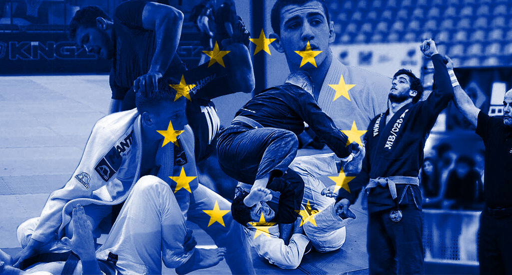 Rising European Grapplers 2017