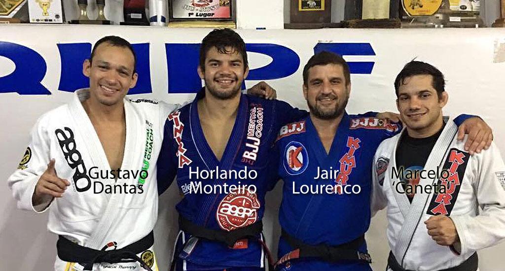 Horlando Monteiro