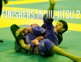 Top Finishers in Jiu Jitsu 2016