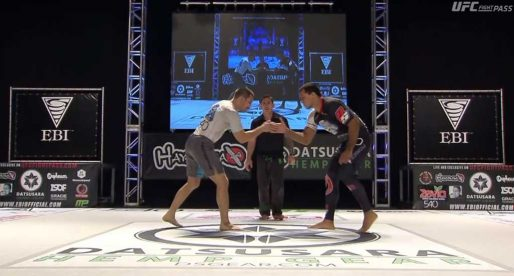 EBI 9 Results: Garry Tonon Wins 3rd EBI title!