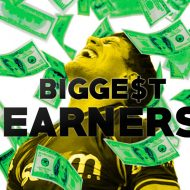 Jiu Jitsu's Top Earners of 2016