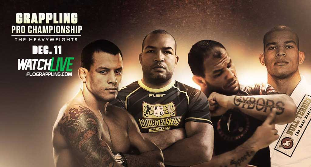 Grappling Pro 2 – The Heavyweights