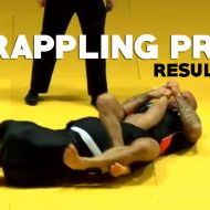 Grappling Pro 2 Results: Cyborg Steals the Show