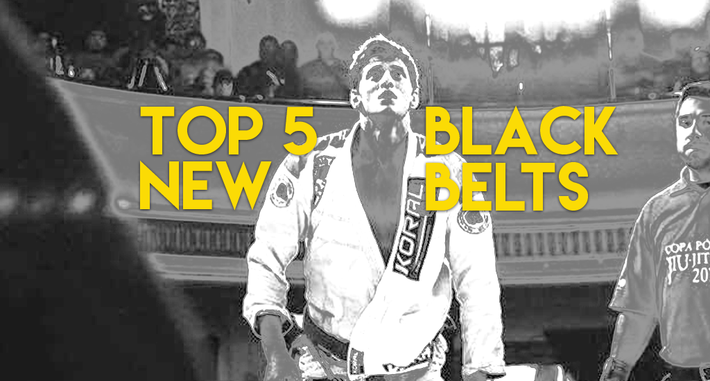 Top 5 New Black Belt Prospects for 2017