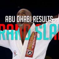 Grand Slam Results: Márcio André Beats Najmi and Satoshi for Gold!