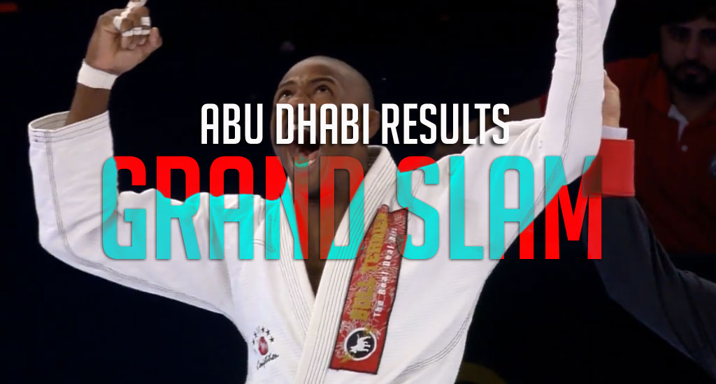 Grand Slam Results: Márcio André Beats Najmi and Satoshi for Gold!