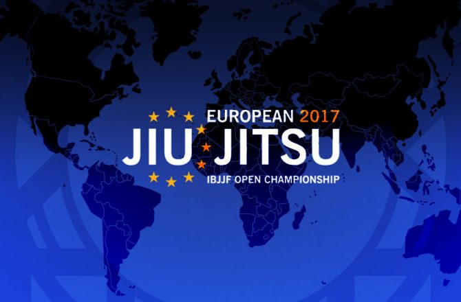IBJJF European Open Medal Table by Country