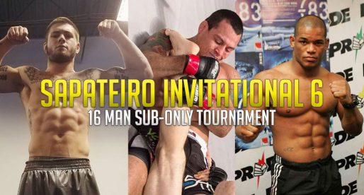 Sapateiro Invitational 6 Line-up
