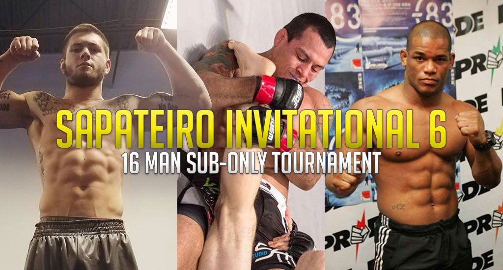 Sapateiro Invitational 6 Line-up