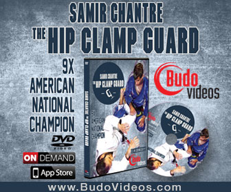 Budovideos BJJ Gear and DVDs