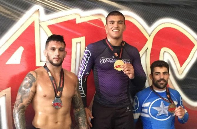 ADCC Rio Trials: Purple Belt Steals the Show and Wins 88 kg Division