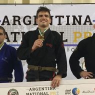 UAEJJF Argentina Pro: Brown Belt Gustavo Batista Beats Xande for Absolute Gold