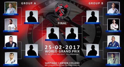 ACBJJ Berkut GP Full Card
