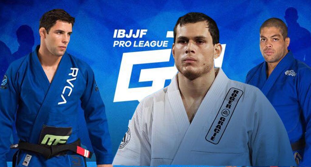 Roger Gracie, Marcus Buchecha and Galvao Confirmed For IBJJF GP