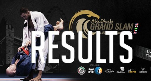 Grand Slam London Results: Xande Avenges his Loss!
