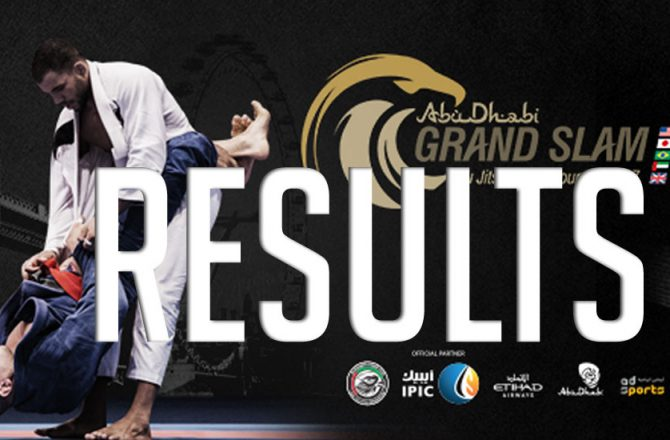 Grand Slam London Results: Xande Avenges his Loss!