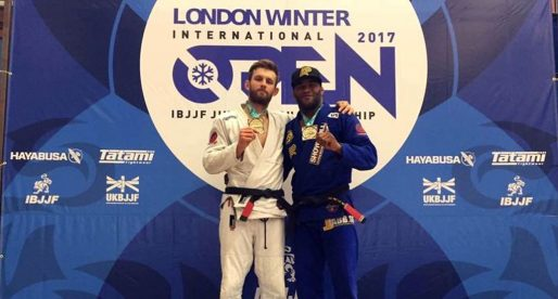 IBJJF London Winter Open: Jackson Sousa Returns to Competition With Double Gold