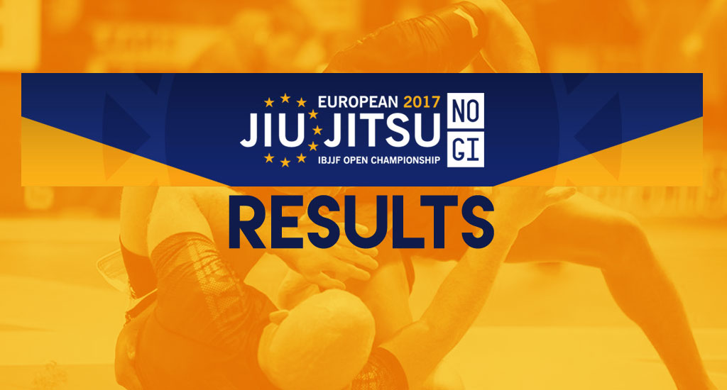 IBJJF Euro No-Gi Open: Agazarm, Bahiense, Sá and Aly Victorious!