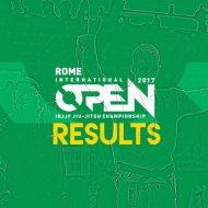 IBJJF Rome Open Results: Impressive Wardzinski Rules With The Gi in Italy