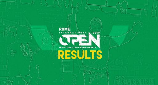 IBJJF Rome Open Results: Impressive Wardzinski Rules With The Gi in Italy
