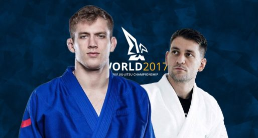 Rafael Mendes and Keenan Cornelius Out of World Championship