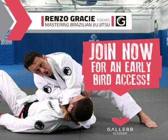 Gallerr Renzo Gracie Mastering BJJ