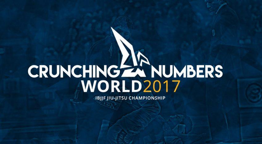 IBJJF Worlds 2017: Crunching Numbers 3.0