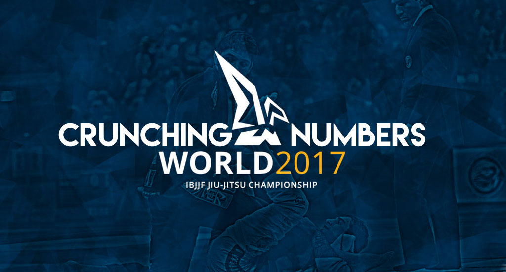 IBJJF Worlds 2017: Crunching Numbers 3.0