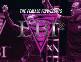 EBI 12 Female Flyweights – Full Card