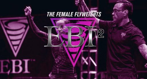 EBI 12 Female Flyweights – Full Card