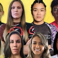 Grappling Pro Female Tournament Results: Mesquita Steals the Show!
