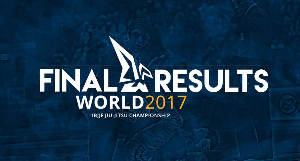 IBJJF Worlds Results: Meregali Beats Leandro Lo, Musumeci Becomes 4th US Champ!