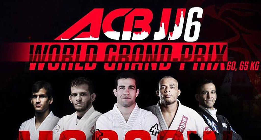Berkut – ACBJJ Lightweight Grand-Prix Line-up