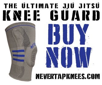 Never Tap Knee Support