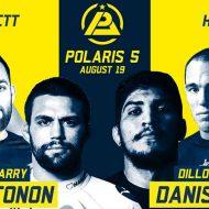 Polaris 5 Line-up, Danis v Tonon