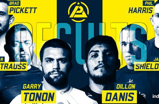 Polaris 5 Results: Tonon Beats Danis in Exciting Match!