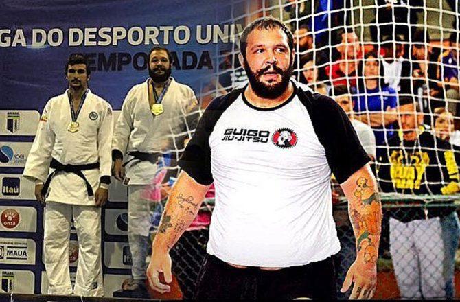 Rising Brazilian Talent 'Duzão' Professional BJJ and Judo Player
