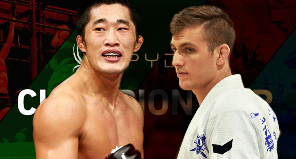 Keenan Cornelius To Face Dong Hyun 'Stun-gun' Kim At Spyder Invitational