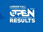IBJJF London Fall Open, Jackson Sousa's Tripple Gold in Historic Day for the Irish!
