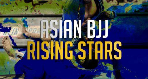 Rising Asian Grapplers 2017