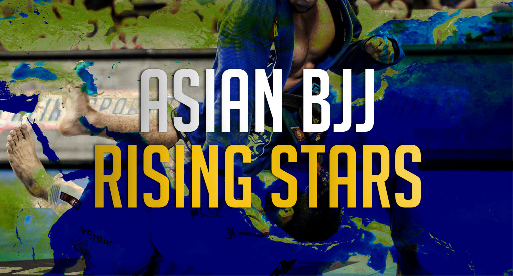 Rising Asian Grapplers 2017