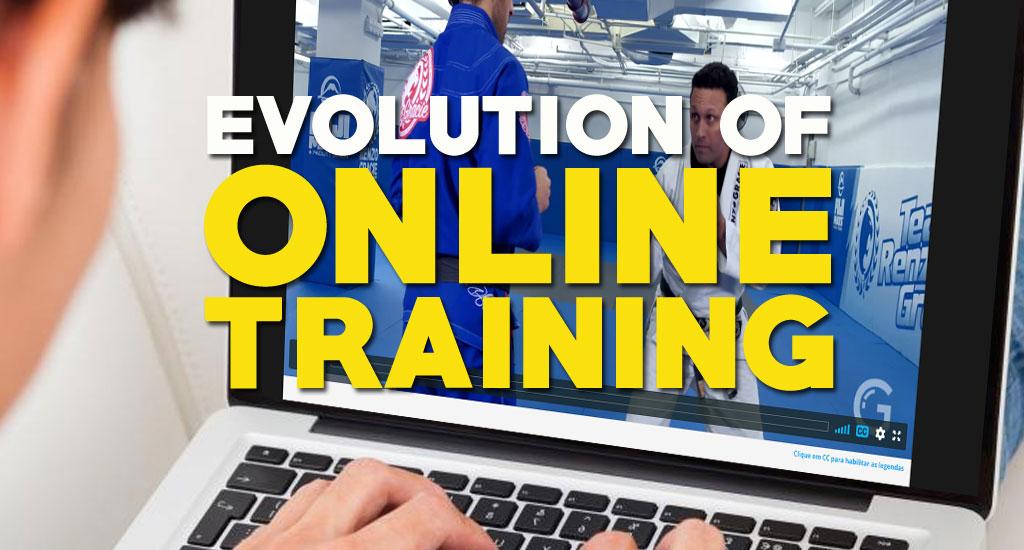 The Evolution of Online Training in BJJ